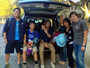 Bryan Blog Post #5 - Fall Break