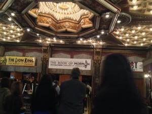 Lobby of the Pantages