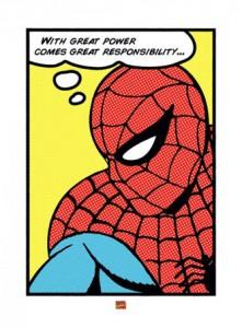 lgppr40105+great-power-great-responsibility-spiderman-art-print