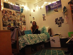 1st year Mudd room