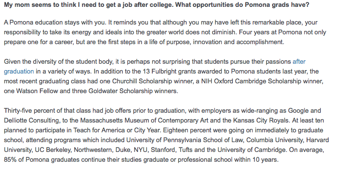 This is taken from a helpful section of the Pomona College website!