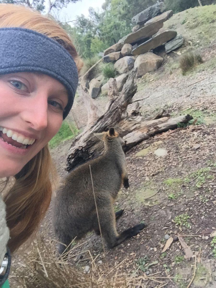 Melbourne Welcome Week Zoo