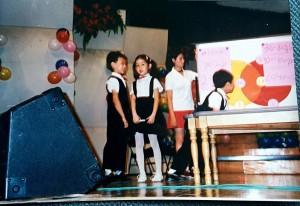 Kindergarten version of me...