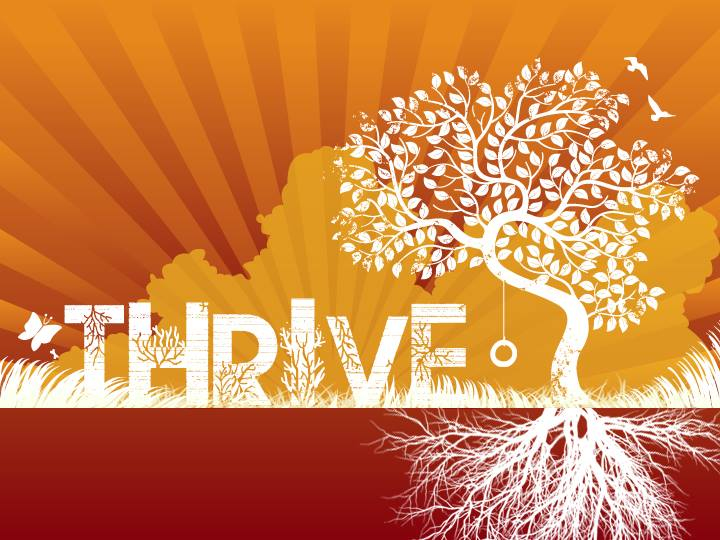 Let's Thrive! Why Mental Health is Important