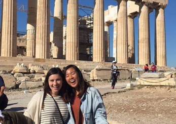 From the Acropolis to the Athens Lawn Tennis Club: Being a Student Athlete Abroad