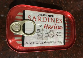 Sardines in the Library