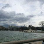 a view across the Potomac River