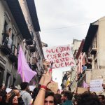 Women's March in Quito