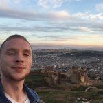 Paul Kiefer in Morocco