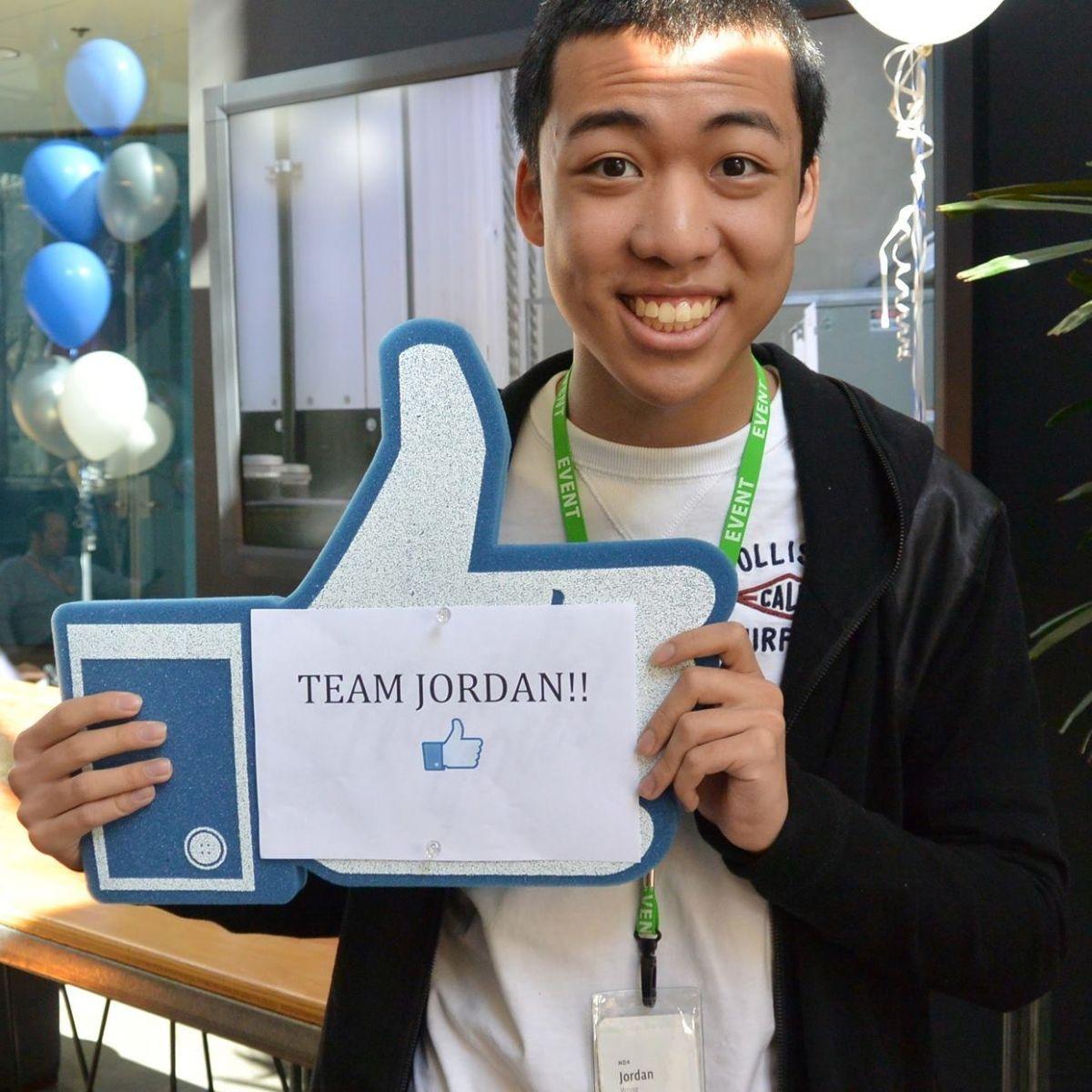 Jordan Wong '18