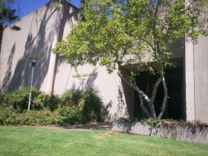 Thatcher Music Building, home to many of the professors who make Pomona what it is to me