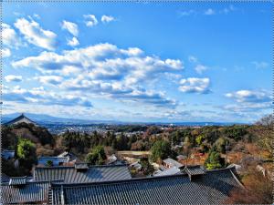 View of the Nara plain