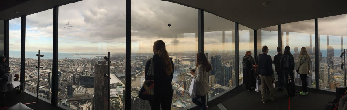 Melbourne Welcome Eureka Tower