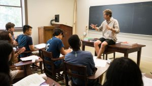 ID1 classroom