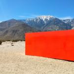 art in desert
