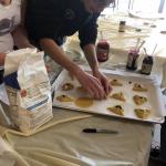 making hamantaschen