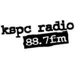 KSPC radio 88.7 fm logo