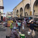 Bishtek street scene