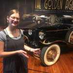 At the Brookline Auto Museum