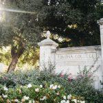 Pomona College gates