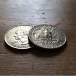 two quarters
