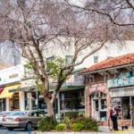 shops in Claremont Village
